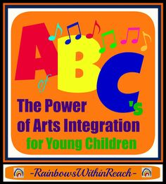 ABCs about the Power of Arts Integration for Young Children by Rainbows Within Reach, Debbie Clement