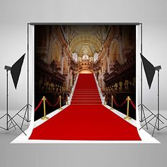 5x7FT Kate Wedding Photography Backdrops Long Stairs and ...