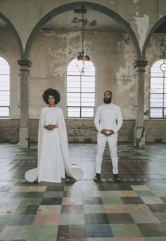 Solange Weds Alan Ferguson in Unforgettable Fashion