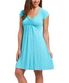 Loving this Luna Fanfare Effortless Dress on #zulily! #zulilyfinds
