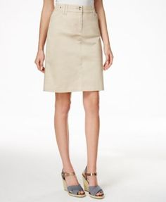 Charter Club Skort, Only at Macy's $23.99 Blend the look of a skirt with the comfort of shorts with Charter Club's polished skort.