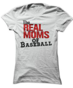 baseball t shirts for women
