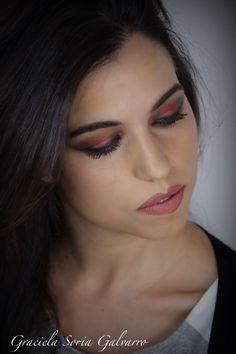 El maquillaje de hoy fue Glossy con Aibrush*****Die Make up von heute war  Glossy mit Aibrush Make Up, Makeup, Beauty Makeup, Bronzer Makeup