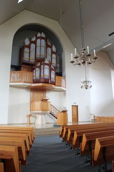 Interior of the Hersteld Hervormde #Kerk (Restored Reformed #Church) in…