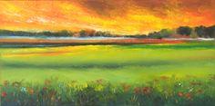 Paul Chester -: Landscape Paintings :: SUMMER ...