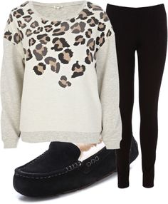 """""""Comfy Day After Christmas Outfit"""" by theccnetwork on Polyvore"""