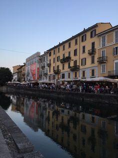 Paseo por Milan