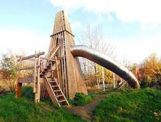 Bring back playgrounds that inspire creativity and imagination - risk-averse culture only dampers kids imaginations