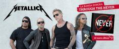 ¡¡¡¡ El Nuevo Albúm de #metallica !!!!!!  Reserva hoy el nuevo albúm de Metallica.  Disponible a partir del 20.09.2013 -2-CD, DIGIPAK, EDICIÓN LIMITADA!  Para más info haz clic aqui @ http://emp.me/6XE Live Loud!  #metallica #album #never #metal #musica #emp #novedades #rock