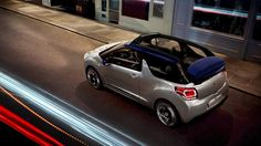 Cute Citroen DS3 Cabrio Speed Wallpapers - http://images111.com/cute-citroen-ds3-cabrio-speed-wallpapers/