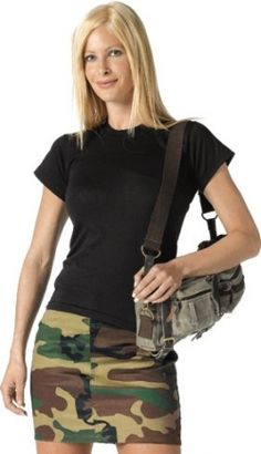 Looking for clothing that shows the wild side in you? Camouflage Clothing For Women may be just the thing. Camouflage clothing is very popular...