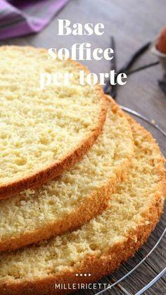culinary regions of italy Molly Cake, Best Italian Recipes, Homemade Cake Recipes, Perfect Food, Sweet Bread, No Bake Cake, Scones, Food Inspiration, Sweet Recipes