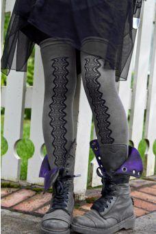 7cf3043994ab5 17 Best WANT images | Knee socks, Funky socks, Stockings