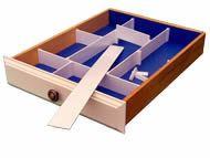 Drawer divider kit