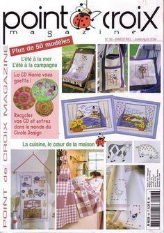 Point de Croix Magazine - №56