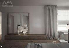 Sypialnia styl Minimalistyczny - zdjęcie od Ania Masłowska - Sypialnia - Styl Minimalistyczny - Ania Masłowska
