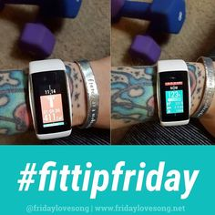 A @polarglobal #fitfriday tip: lift weights. Lift em heavy but lift em lighter too. This was a 20 min kickboxing #workout and some total body with light #weights - lifting heavy builds muscle lifting light for long periods builds muscle endurance. Happy #friyay peeps.  #fitfluential #fitmom