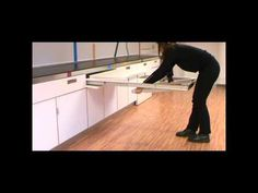 Atim Party - Pull out drawer table - YouTube