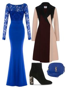 """""""#12"""" by cecilie-monica-nrskov-pedersen on Polyvore featuring Yves Saint Laurent"""