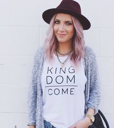 Loving these new Jesus Culture shirts! Follow the lovely Katie Torwalt on Instagram @mytravelingcloset