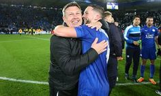 Leicester's Craig Shakespeare basks in new high after win over Sevilla