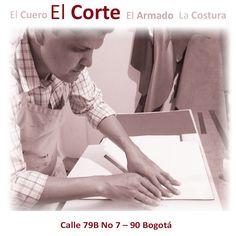 El Corte es una de las operaciones manuales de mayor cuidado y precisión ya que de ella depende en gran parte el futuro de la pieza a realizar. Tener una buena cuchilla de corte, una mesa cómoda para el artesano y buena técnica darán el éxito a nuestros productos. #tallermartinezc #handmade #handbag #Bogota #artesaniasdecolombia
