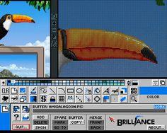 Amiga brilliance