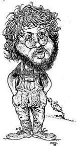 Presser Gábor Pop Rocks, Caricatures, Caricature Drawing, Caricature
