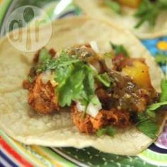 Tacos al pastor @ allrecipes.co.uk