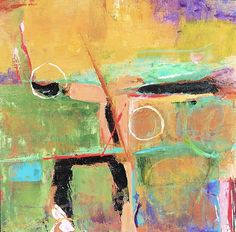 """Abstract Fine Art Painting """"EQUINOX"""" by Contemporary Expressionist Pamela Fowler Lordi- Contemporary Abstract Expressionist, Paintings by Pamela Fowler Lordi,Contemporary art,Abstract art,Expressionist art,contemporary"""