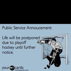 NHL playoffs...how I feel when the NJ Devils make the #StanleyCupplayoffs.