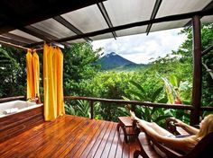 TripAdvisor's Best Hotels In The World: Nayara Hotel, Spa & Gardens, La Fortuna de San Carlos, Costa Rica