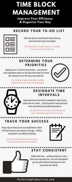 Strategy That Can Help You Be More Productive In LIFE How to leverage time blocking to increase your productivity and get more of the right stuff done.How to leverage time blocking to increase your productivity and get more of the right stuff done.