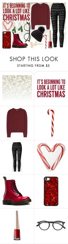 """""""12DOC #5 RTD"""" by fiona137 ❤ liked on Polyvore featuring Sixtrees, Dolce&Gabbana, Draper James, Dr. Martens and Miss Selfridge"""