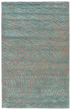 Jaipur Living Clayton CLN09 Gray/Silver Abstract Area Rug