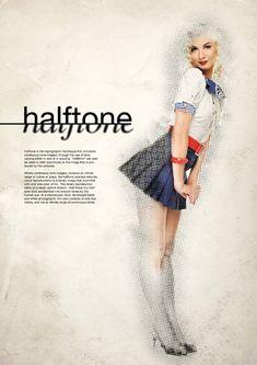 Photoshop Tutorial: Classic effects reimagined - Vintage halftones