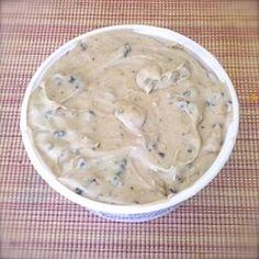 Cookie Dough Frozen Yogurt by BinomialBaker