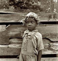 Dorothea Lange, Granville County, 1939