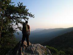 Cheaha Mountain, Tuscaloosa AL.