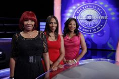 "Wednesday, 12/11, stars Traci Braxton, Towanda Braxton and Trina Braxton of ""Braxton Family Values"" on WE tv play to benefit Saving Our Daughters, a national organization for teen girls that supports anti-bullying efforts and preventing violence against women. Don't miss the fun with host Cedric ""The Entertainer""!"