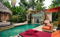 Celebrity Makeup Artist Brandy Gomez-Duplessis dream place to retire is in Bali
