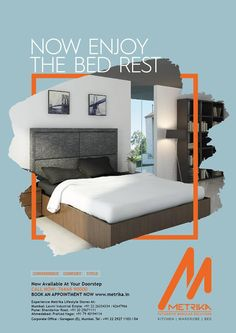 Now Enjoy The Bed Rest !  You spend a third of your #life in your #Bed, shouldn't you love it? Find your #dream #Bed Frame at an #affordable #price ➡️ Our Store At Your Door Step. You can connect with Metrika for a customized solution at  Your very own doorstep!  Call us : +91 7738392159 ➡️ Visit Our Web Site: http://www.metrika.in/ #MetrikaKitchens #Modularkitchens #beds #wardrobe #Homemakers #MetrikaDesign #CustomizedKitchenDesign #ModernIdeas #StylishKitchen #EasyCleaning