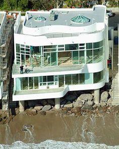 Celeb Home of Halle Berry Malibu, CA