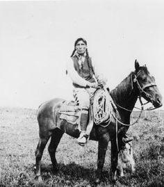 John Hunter - Assiniboine - 1910