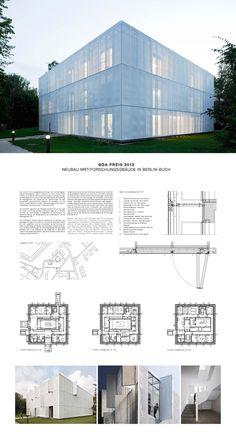 54 – Neubau MRT-Forschungsgebäude in Berlin-Buch
