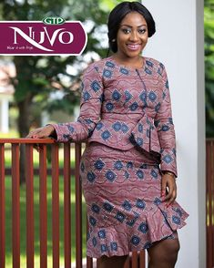 Begin your week with determination and buy yourself #GTPNuVo.  NuVo..... Wear it with style.