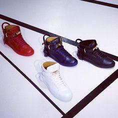 Buscemi #sneakers via #Instagram @Farfetch