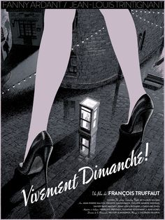 """Vivement Dimanche"" by Francois Schuiten.  18"" x 24"" 5-color Screenprint.  Ed of 250 N.  €40 ($55)"