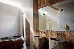 minimalist bathrooms pinterest - Google Search