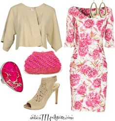 """Spring garden party"" by antica777 on Polyvore"